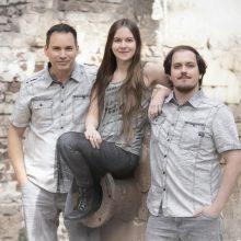 Northpolyptica Band – Bandfoto offiziell – deutsches Band Trio