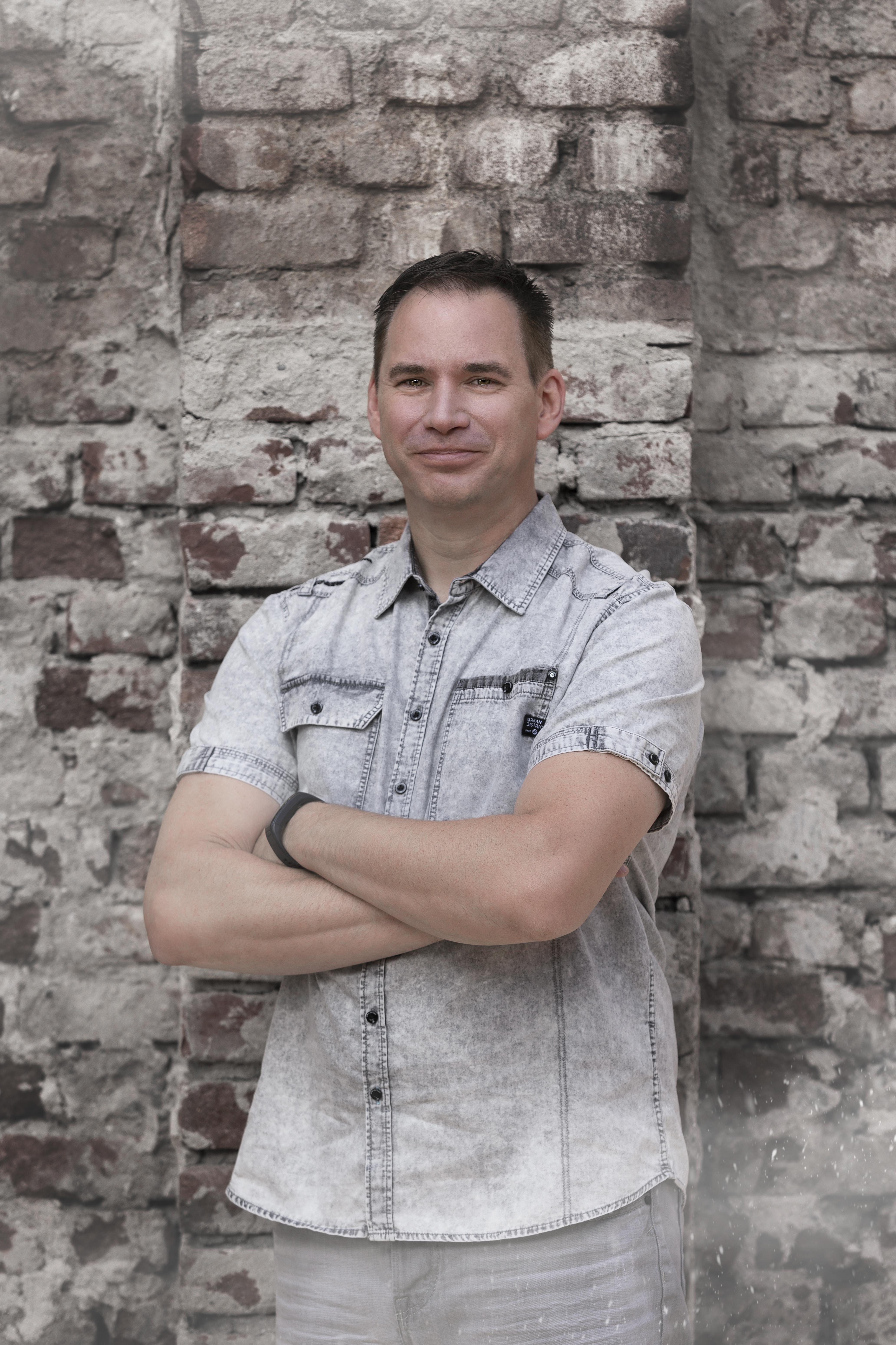 Markus Lippoldt, deutscher Rock Gitarrist aus Krefeld – Band: Northpolyptica